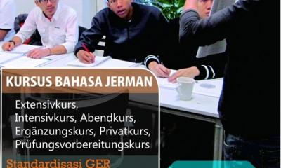Pembukaan Pendaftaran Kursus Bahasa Jerman